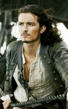 Orlando Bloom, in case ye didn know.